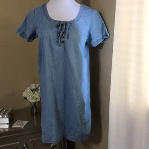 🌠 Women's New Look denim dress